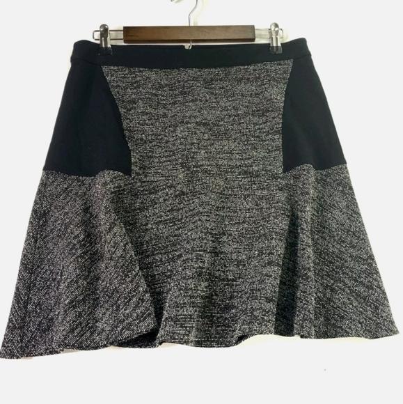 Halogen Gray Marled Black Paneled Nordstrom